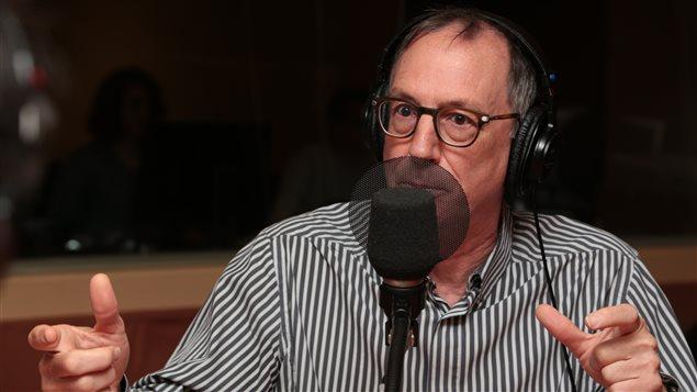 Le PDG du Parc olympique, Michel Labrecque