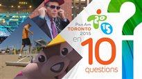 Les Jeux panaméricains en 10 questions
