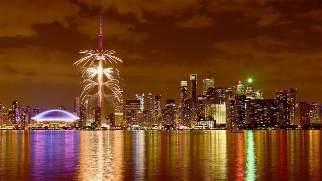 Toronto, à l'ouverture des Jeux panaméricains 2015