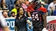 NFL : Jennifer Welter, première femme dans la mêlée