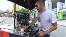 La cuisine de rue... en tricycle!
