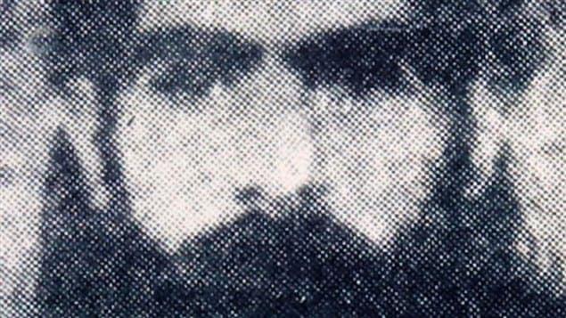 Une rare photo du mollah Omar