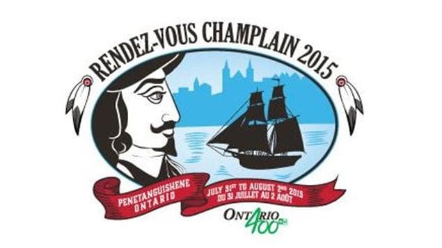 Le Rendez-vous Champlain se déroule à Penetanguishene du 31 juillet au 2 août.