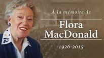 À la mémoire de Flora MacDonald