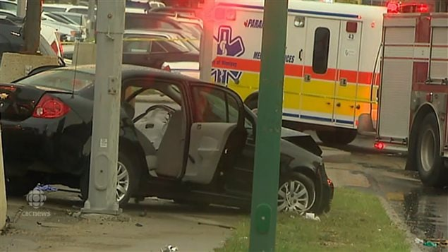 The transport minister says he is concerned by an increasing number of accidents caused by texting while driving.