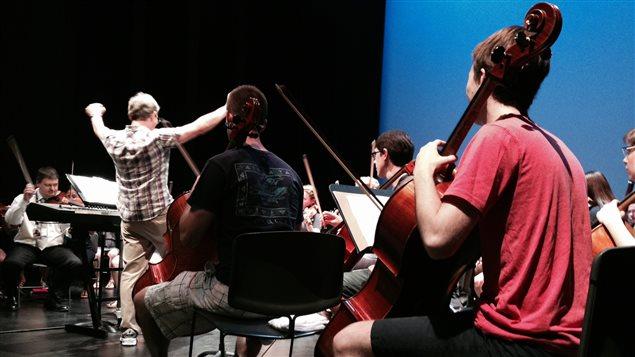 Orchestre nationale des jeunes