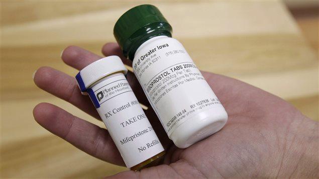Los dos compuestos aprobados en Canadá.