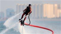 Les sports aquatiques les plus fous