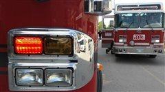 Incendie à Winnipeg : les pompiers de huit casernes mobilisés