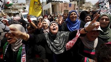 Deux jeunes Palestiniens tués dans un regain de tension