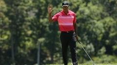 Woods démontre des signes encourageants