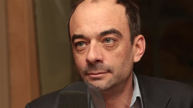 L'économiste indépendant Ianik Marcil