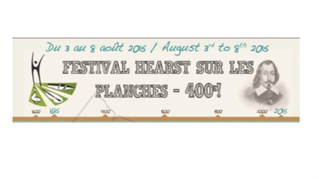Festival Hearst sur les Planches