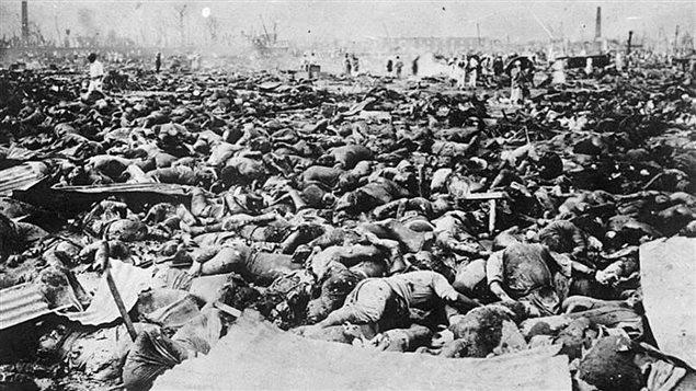 C'était le 6 août 1945 à Hiroshima | ICI.Radio-Canada.ca