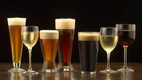 De la bière ou du vin?