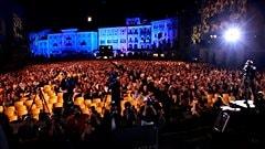 Le film Guibord s'en va-t-en guerre a �t� pr�sent� devant 6000 personnes au festival Locarno, en Suisse.