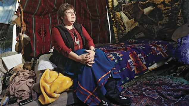 Chief Theresa Spence drew international attention during her hunger-strike over the Christmas holidays in December 2012. Now she is running for Deputy Grand Chief of the Nishwabe Aski Nation.