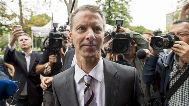 Nigel Wright au procès Duffy