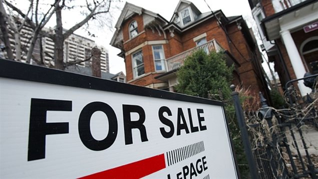 Toronto has one of the country's hottest real-estate markets, but a new report says it is one of three cities facing a market correction.