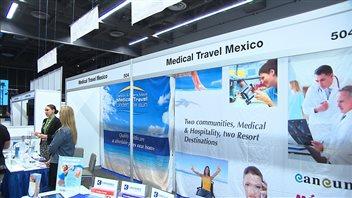 Montréal accueillait en 2015 le tout premier salon de tourisme médical au Canada.