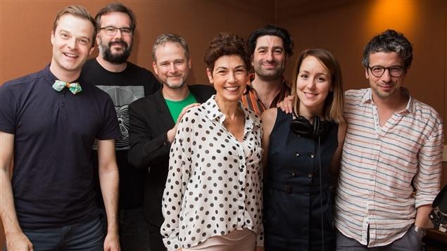 Tous les animateurs qui ont tenu le micro de l'émission PM au fil des années : Stéphane Leclair, François Lemay, Philippe Desrosiers, Marie-Christine Trottier, Patrick Masbourian, Karyne Lefebvre et Matthieu Dugal.