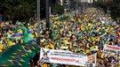 Des manifestations pour réclamer le départ de Rousseff (2015-08-16)