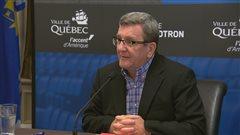 La Ville de Québec prête à accueillir des réfugiés syriens