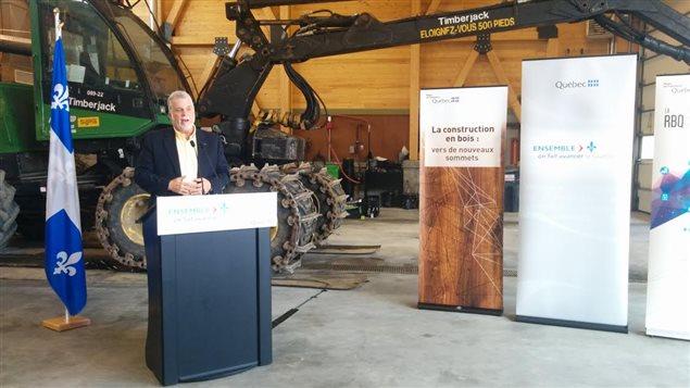 Les architectes du Québec pourront construire plus haut avec le bois