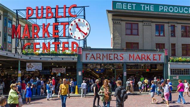 Pikes Market Tour