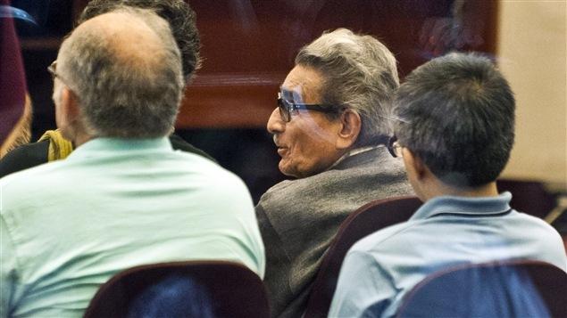 Le fondateur et ancien chef du Sentier lumineux, Abimael Guzmàn