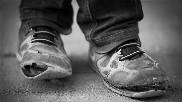 Les enfants et la pauvreté