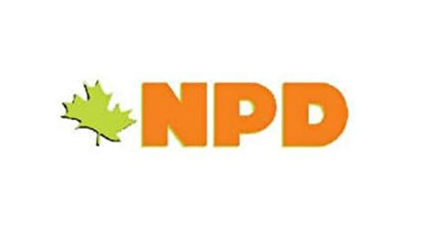 Logo NDP