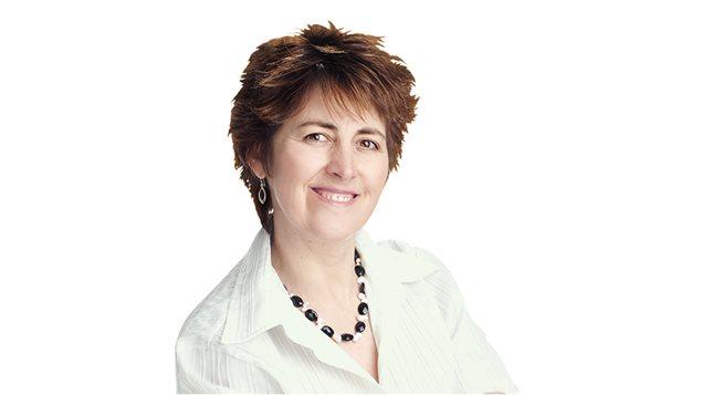 Carole Hughes, députée néo-démocrate d'Algoma-Manitoulin-Kapuskasing