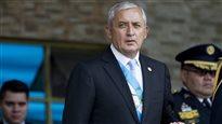 Accuséde corruption, le président guatémaltèque perd son immunité
