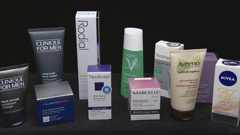 Cosmetics make great claims but really do nothing mor than cleanse or coat the skin and hair. A former cosmetics scientist also says price is not reflective of quality or effectiveness, but rather the marketing story.