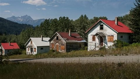Earlier this year, Chinese buyers paid about a million dollars for the British Columbia ghost town of Bradian with a view to creating a huge ski reort/ housing development in the mountains near Lillooet