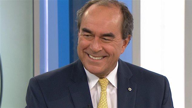 Jean-François Lépine est le nouveau représentant du Québec en Chine.