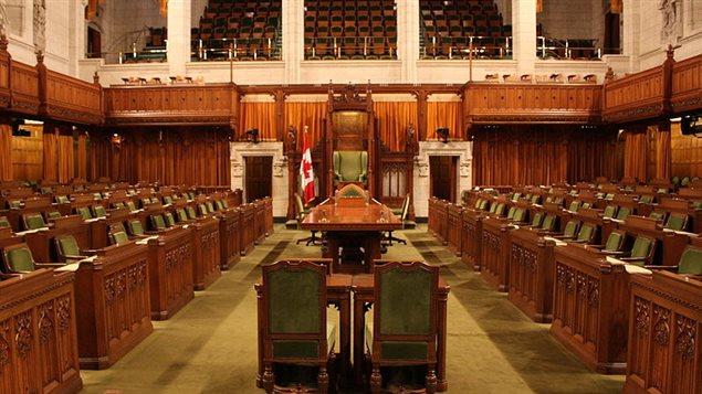 Des universitaires r clament le scrutin proportionnel for Chambre des communes