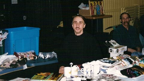 Le collectionneur Peter Miniaci
