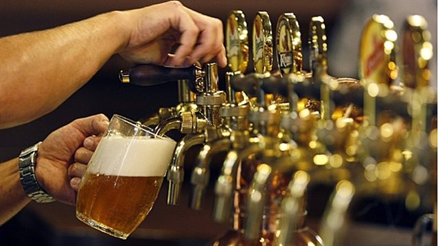 Provinces have monopolies on alcohol sales and severely restrict the movement of product between their jurisdictions.