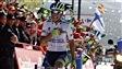 Chaves récidive au Tour d'Espagne, à nouveau en rouge