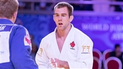 Valois-Fortier gagne le bronze aux Championnats du monde de judo