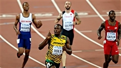 Usain Bolt roi du 200 m, Melissa Bishop en finale du 800 m à Pékin