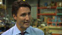 Déficits: Trudeau fait le pari de «dire la vérité aux Canadiens»