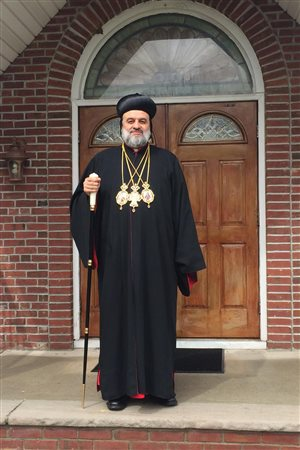 His Holiness, Mor Ignatius Aphrem II, His Holiness, Mor Ignatius Aphrem II, will speak on the plight of Christians in the Middle East