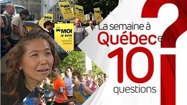 La semaine à Québec en 10 questions