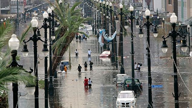 Katrina 10 ans plus tard, les musiciens de La Nouvelle-Orléans