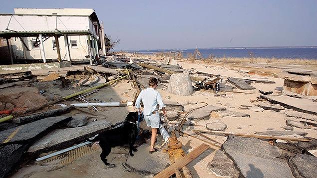 Katrina 10 ans plus tard, les oubliés du golfe du Mexique