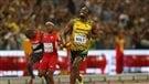 Usain Bolt et la Jamaïque encore couronnés