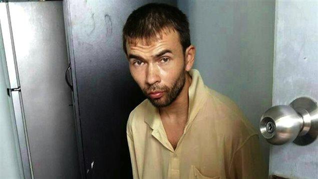 La police royale thaïlandaise a publié la photo du suspect arrêté en lien avec l'attentat de Bangkok.